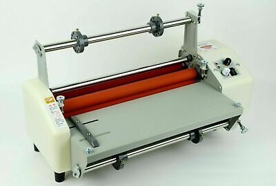 17.3 Inch Thermal Roll Laminator Machine Electric Laminating Cold/Hot Equipment