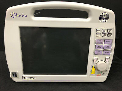 Invivo Precess 3160 MRI Monitor w/ antenna