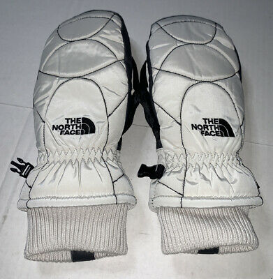 Preowned- The North Face Thermal Mittens Womens (Size S)