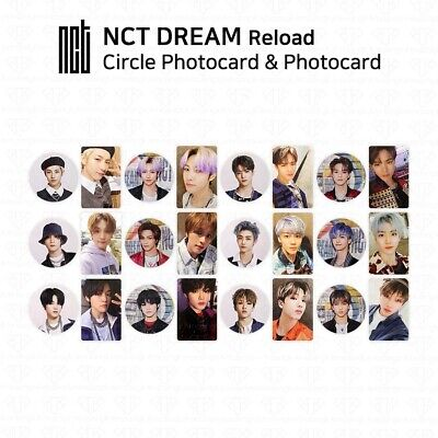 NCT DREAM 4th mini album Reload Official Photocard Member SET KPOP K-POP