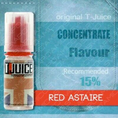 Aromi T-Juice 10 Ml Red Astaire