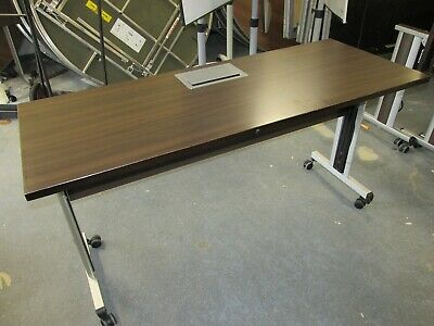 6 x Stunning Burgess conference banquet office tables