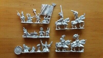 Warmaster Empire Units Various - combined postage on multiple
