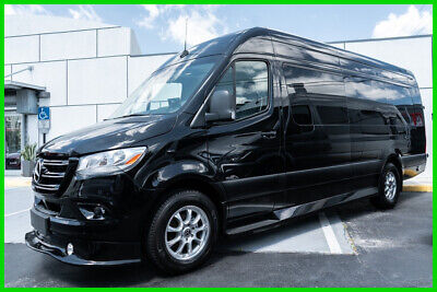 2019 Mercedes-Benz Sprinter 3500 BIG BOY LOADED WITH OPTIONS NEW BIG BODY MERCEDES SPRINTER MIDWEST CONVERSION LOADED WITH OPTIONS