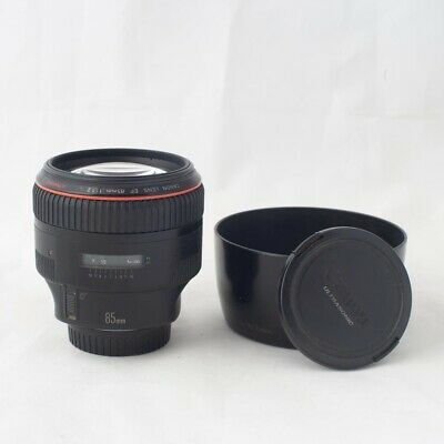 Canon EF 85mm f:1.2L Not for collectors, just for workers