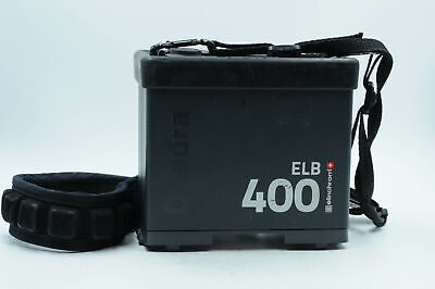 Elinchrom ELB 400 Power Pack Without Battery                                #365