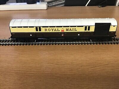 """HORNBY OO GAUGE ROYAL MAIL 7/"""" TRAVELLING POST OFFICE M30224 R23"""