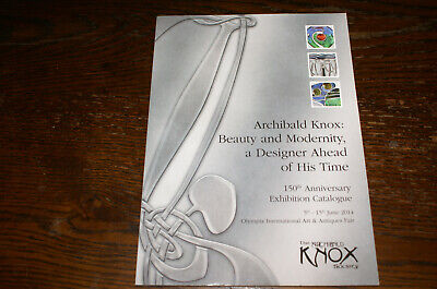 Archibald Knox Beauty And Modernity A Designer Ahead Of His Time Exhibition