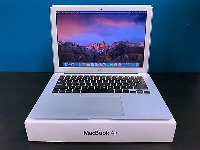 Apple MacBook Air 13 Laptop / 2.8GHZ Core i5 / 128GB SSD / OSX-2019 / WARRANTY