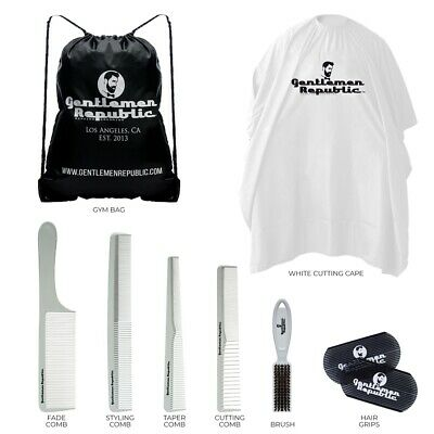 White Cape Accessory Bundle