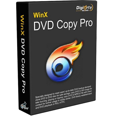 WinX DVD COPY PRO 2020 - FULL VERSION WITH LICENSE Key