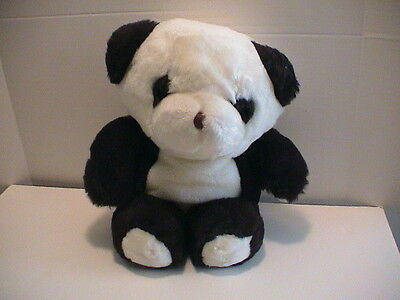 Big Panda Bear Stuffed Toy Animal Cute Excellent Condition By Yangjee In Korea