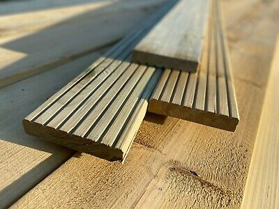B Grade Treated Timber Decking Boards 32mmx150mm 3.6M ALERT SPECIAL