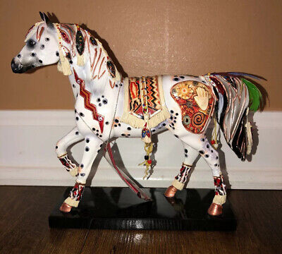 Trail Of Painted Ponies COPPER ENCHANTMENT  Horse 12244 Retired