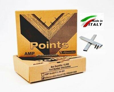 "Flexipoints 0.40 - (15Mm - 5/8"") - 12000/Box - Black - Universal"