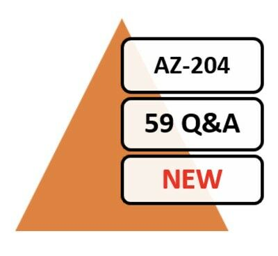 Latest AZ-204 Verified Practice Exam 49 Q&A PDF File Only!