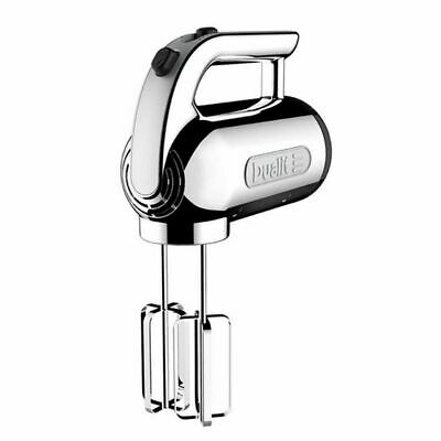 Hand Mixer Dualit 89300 High Quality Chrome Finish Attachments 400W