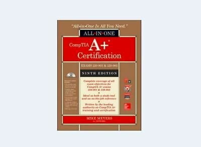 "CompTIA A+ Certification All-in-One Exam Guide, Ninth Edition,[P.D.F. / ~E""BO0K]"