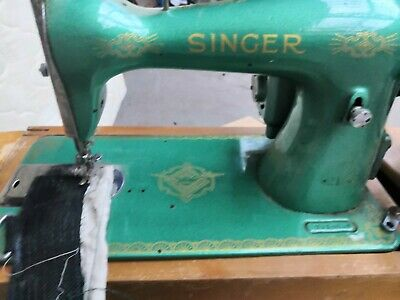 Singer Semi Industrial Heavy Duty Upholstery And Fabric Sewing Machine