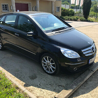 Mercedes Benz B 200 w245 / TOP . Orginal 92 Tkm .