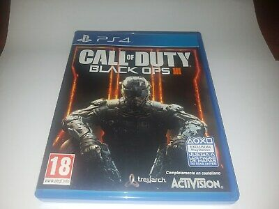 Ps4 Juego Call Of Duty Black Ops 3