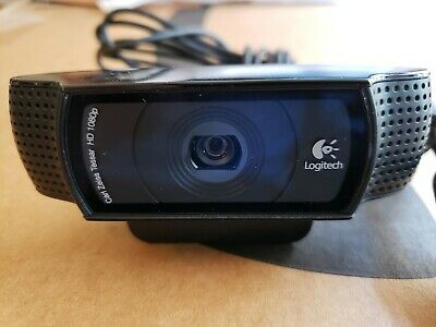 Used  Logitech C920 HD Pro Webcam