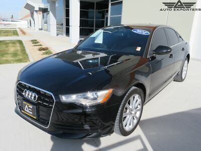 2014 Audi A6 2.0T Premium 2014 Audi A6 Clean Title Ready To Go!! Priced To Sell! Wont Last! Must See!!