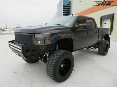 2009 Chevrolet HD LTZ 2009 Chevrolet Silverado 2500HD Clean Title Ready To Go!! Priced To Sell! L@@K!!