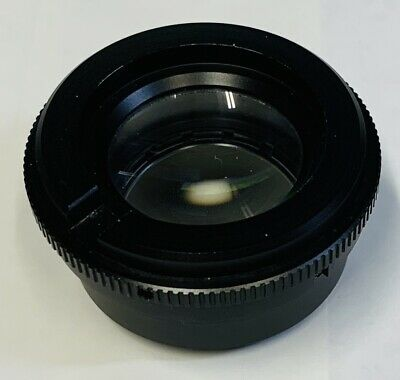 Leitz Base Condensing Light Condenser Lens With Aperture For SM-LUX & HM-LUX