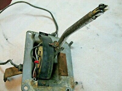 1969 1970 Shelby Mustang Cougar Shifter Assembly