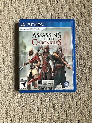 Assassin's Creed Chronicles PS Vita - North American - Region Free