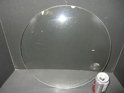 """NOS  EXTRA LARGE 16 3/16"""" ROUND CONVEX REPLACEMENT GLASS for Pictures, Clocks"""