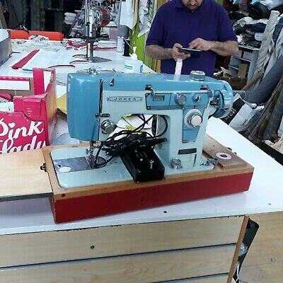 Jones  zig zag  sewing machine