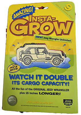 Jeep Wrangler Unlimited Insta-Grow Promotional Advertisement