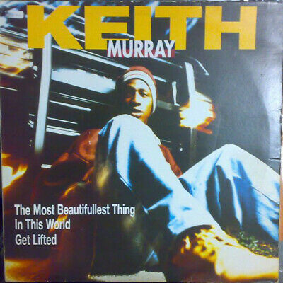 """Keith Murray - The Most Beautifullest Thing In This World / Get L / VG / 12"""""""