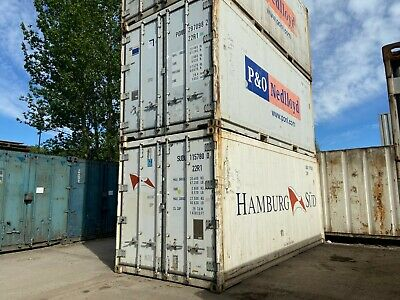 20Ft Used Refrigerated Containers