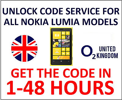 Unlock Code For All Nokia Phones Locked To o2 UK