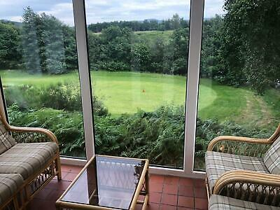 Aviemore Scotland - Rental 2 bedroom luxury lodge on 9 hole golf course