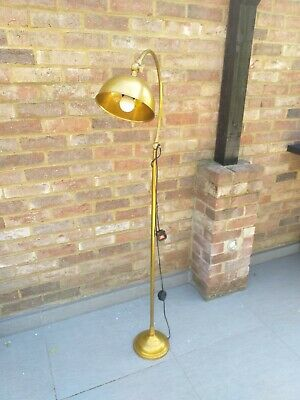 Laura Ashley Brass FloorStandard Lamps