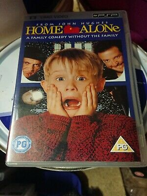 Home Alone [UMD Mini for PSP] - and Little Britain bundle