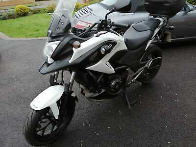 Honda NC750X DCT with lots of extras