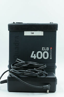 Elinchrom ELB 400 Power Pack With Battery                                   #369