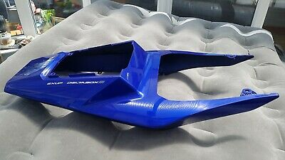 Yamaha R1 5Pw Seat Cowl Fairing 2002 2003 Rear Blue Panel 02 03 Tail Unit