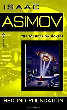 Second Foundation (Foundation Novels) by Asimov, Isaac | Book | condition good
