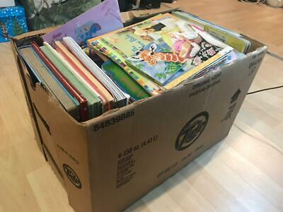 144 Children books - Dora & Diego, Barbie, Sponge bob, Disney, Arthur, and more!
