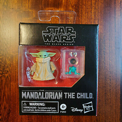 Hasbro Star Wars Black Series The Child Figure 1.1-Inch The Mandalorian IN HAND