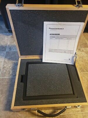 Molecular Dynamics Personal Densitometer SI Performance Test Tray