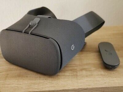Google Daydream View VR Headset 2nd Generation Charcoal