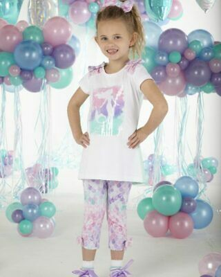 Ariana Dee Coryn Mermaid Leggings Set