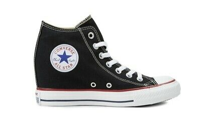 CONVERSE Chuck Taylor All Star Mid LUX Scarpe Sneakers BLACK 547198C